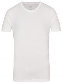 Level Five Body Fit - T-Shirt - Rundhals-Ausschnitt - weiß