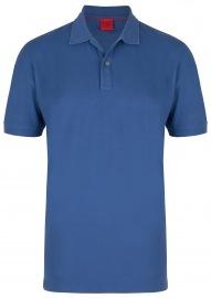 Poloshirt - Level Five Body Fit - blaugrau