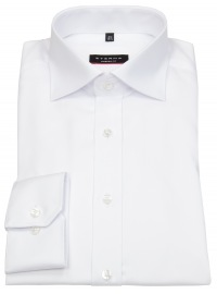 Eterna Hemd - Modern Fit - blickdicht - weiß - extra langer Arm 68cm