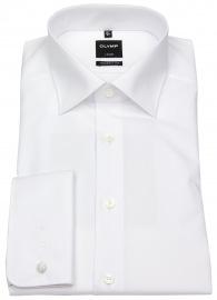 Hemd - Luxor Modern Fit - Umschlagmanschette - weiß