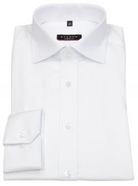 Hemd - Modern Fit - Cover Shirt - extra blickdicht - weiß