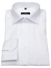 Eterna Hemd - Comfort Fit - blickdicht - weiß - extra langer Arm 72cm