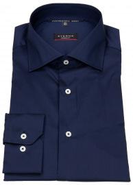 Eterna Hemd - Modern Fit - Performance Shirt - Stretch - dunkelblau