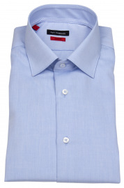 Hemd - Slim Fit - Kentkragen - hellblau
