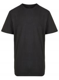Ragman T-Shirt Doppelpack - Rundhals - schwarz