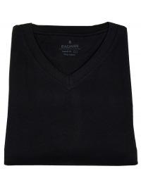T-Shirt Doppelpack - V-Ausschnitt - schwarz
