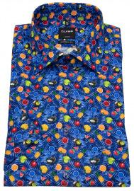 Kurzarmhemd - Luxor Modern Fit - Print - mehrfarbig