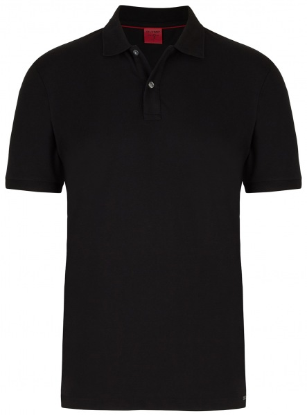 OLYMP Poloshirt - Level Five Body Fit - schwarz - 7500 12 68