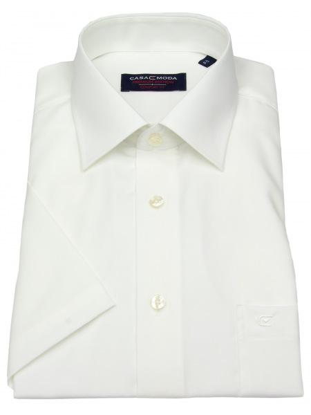 Casa Moda Kurzarmhemd - Comfort Fit - hellbeige - 008070 62